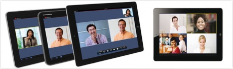 Polycom RealPresence Mobile für iOS und Android